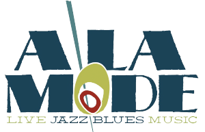Ala Mode LIVE Jazz & Blues Show at Big Dudes Music City Jan. 21st 2017 3 to 4 pm FREE SHOW!