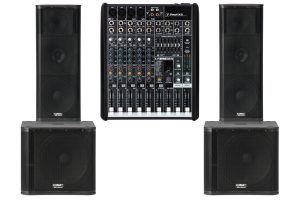 Big Dudes Music City SOUND Rental .The Big Dude Package