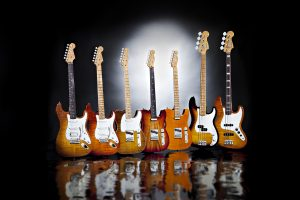 Fender Friday at Big Dudes Music.