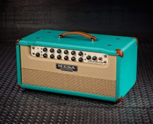 Mesa Boogie Teal Bronco Amplifier