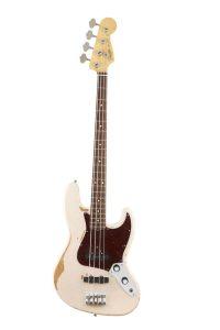 fender Jazz Bass Flea Signature Model