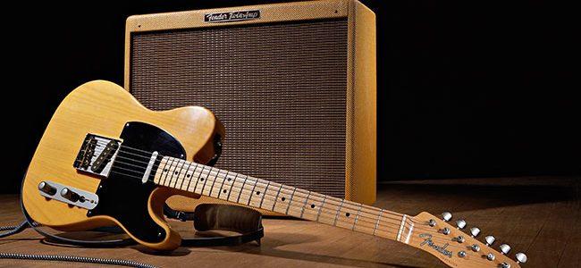 Fender Friday at Big Dudes Music City