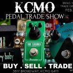 kcmo pedal trade show